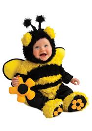 infant buzzy bee costume infant baby halloween costumes and