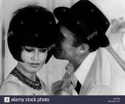 brigitte bardot michel piccoli contempt le mepris 1963 stock