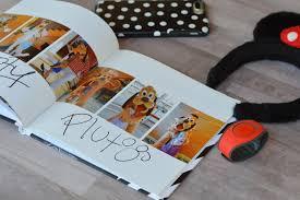 personalized autograph books diy disney autograph book my big happy