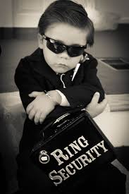 ring security wedding turn your ring bearer into the ring security for your wedding