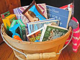 book gift baskets christmas gift baskets sweet simple unique gifts
