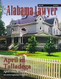 the alabama lawyer september 2014 by alabama state bar association