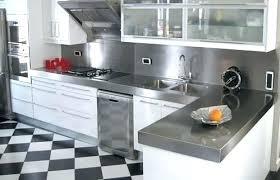 bandeau inox pour cuisine bandeau inox pour cuisine plan de newsindo co