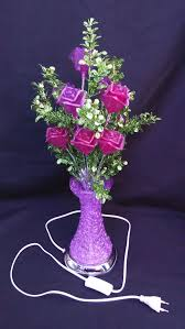 cheap artificial flowers artificial flowers in vase with lights beautiful flower vase
