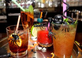 halloween party alcoholic drinks put some spirits into your halloween cocktails manjr