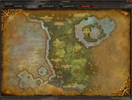 The Forest Game Map Silverpine Forest Cataclysm Map Wow Screenshot Gamingcfg Com