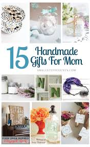 mom gifts beautiful diy gift ideas for mom