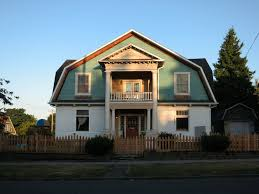 dutch colonial style house central district seattle flickr