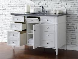bathroom excellent alexander 48 inch astoria cream white vanity
