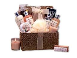 relaxation gift basket buy spa gift basket blissful relaxation 39 s day gift in