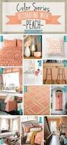 Regina Home Decor Stores Color Series Decorating With Peach Peach Orange Salmon Coral