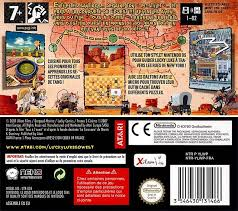 west lucky luke adventure box shot ds gamefaqs