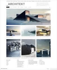 30 best wordpress themes u0026 templates for architects free