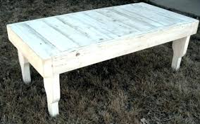 white wood coffee table white wood table taag co