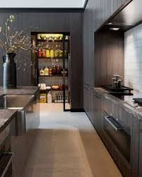 15 killer black kitchens cozy dark and kitchens