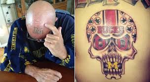Ohio State Tattoos - ohio state football fans tattoos photos