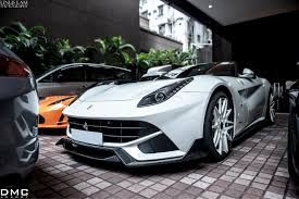 Ferrari F12 Convertible - dmc ferrari f12 berlinetta sneak peek car tuning