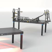 Strong Hand Welding Table Siegmund Welding Tables Usa
