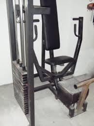 Seated Bench Press Bench Press Second Hand Gym Equipment Buy And Sell In The Uk