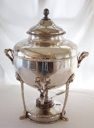 coffee urn rental rent a 100 cup silver samovar