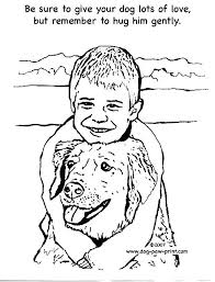 paw print sheets paw print coloring sheet coloring sheets dogs coloring pages dogs
