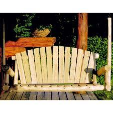 cedar mill home theater lakeland mills 5 u0027 porch swing walmart com