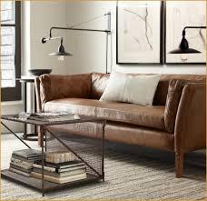 deco canape marron canapé en cuir marron populairement quel déco avec un canapé cuir