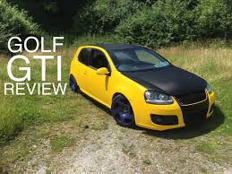 volkswagen golf gti 2015 modified owning a mk5 golf gti modified car review youtube