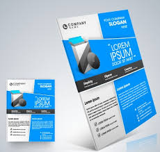 stylish business flyer template design 05 welovesolo