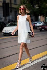 4 fashionable ways to wear white on white trend fashion
