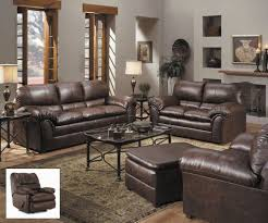 furniture nolana charcoal living room furniture sets with accent