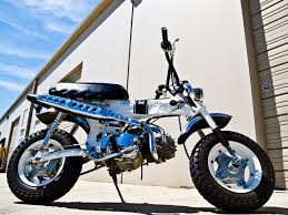 honda trail 70 dirt bike a pioneer of motorbikes honda z50