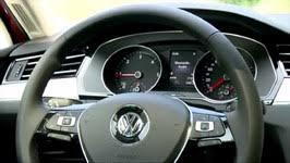 New Passat Interior Volkswagen Passat Gte Design Interior Video By Automototv