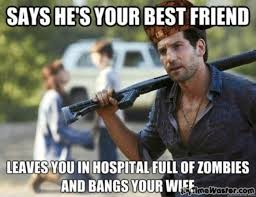Walking Memes - image walking dead memes jpg teh meme wiki fandom powered by