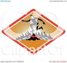 oranges clipart black and white clipart of a retro black and white woodcut man jumping over a fire