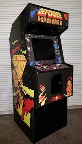 defender defender ii arcade video multi game machine