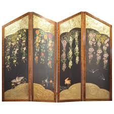 room divider panels french art nouveau paravan room divider screen paul poiret