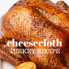 gma the chew michael symon turkey cooked in cheesecloth recipe