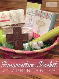 christian gift baskets basket printables