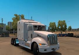 peterbilt trucks peterbilt 386 truck update american truck simulator mod ats mod