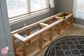 Diy Storage Bench Seat Plans by Instructions To Build A Storage Bench Friendly Woodworking Projects