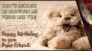 sweet beautiful birthday message to friend happy birthday