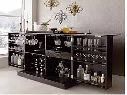 home bar area furniture appealing modern style home bar cabinetry design for