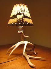 best 25 deer antler lamps ideas on pinterest deer antler