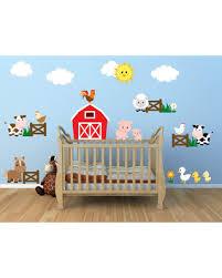 Nursery Wall Decals New Savings On Room Wall Decals Farm Wall Decals Farm Animal