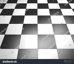 black white vintage floor tiles background stock illustration