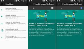 smart lock android cómo configurar dispositivos cercanos y demás con smart lock