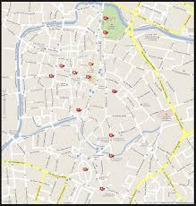 Rimini Italy Map by City Map Padua Map Of Padua For Download
