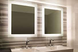 Led Bathroom Vanity Modern Led Bathroom Vanity Lights Top Attractive With Regard To