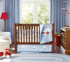 pottery barn kids baby little planes bedding google search